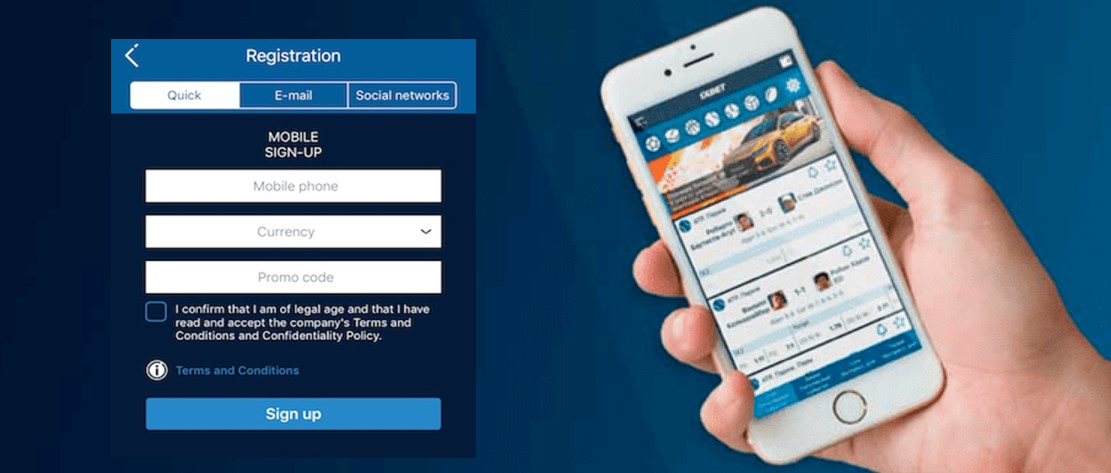 1xBet Login Ghana – How to Register on 1xBet from the Mobile App